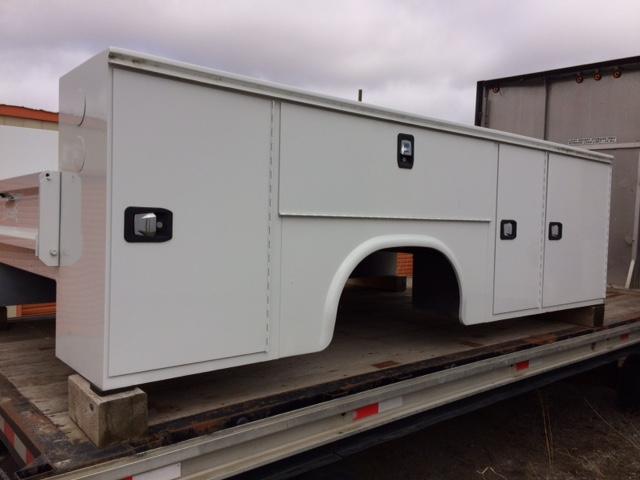 New 11' Knapheide Service Body 6132D54J - Transpart
